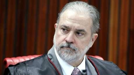 Augusto Aras já se encontrou diversas vezes com Bolsonaro desde o começo de junho