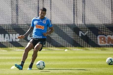 Ralf deve ser reintegrado ao elenco nos próximos dias (Rodrigo Gazzanel / Agência Corinthians)
