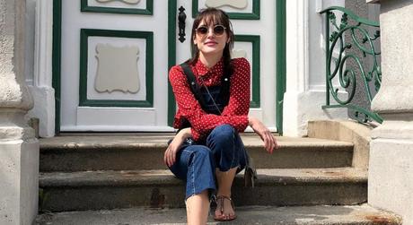 Isabelle Drummond (Fotos: @yeuxpapillon/Instagram/Reprodução)