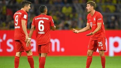Insatisfeito, Muller pode deixar o Bayern