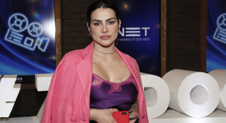 Cleo Pires (Foto: Wallace Barbosa/AgNews)