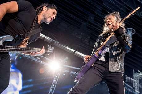 Show do Metallica será exibido em cinemas