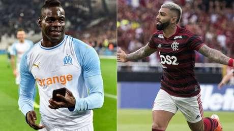 """Brasil e Itália: atacantes conversam """"não só sobre futebol"""", disse Gabigol (Divulgação; Delmiro Junior/Photopremium)"""