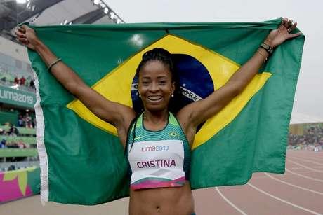 Vitória fatura segunda medalha neste Pan de Lima (Alexandre Loureiro/COB)
