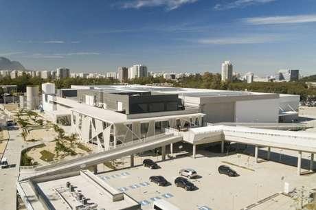 O novo complexo de estúdios aumenta em 56% a capacidade de produção da Globo