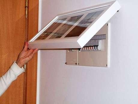 28. A segurança deve ser sempre o principal elemento de uma instalação elétrica. Foto: Comprando Meu Apê