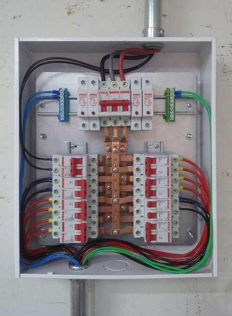 3. A instalação elétrica da sua casa pode ser mais simples do você pensa. Foto: Ensinando Elétrica
