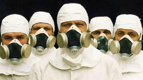 Chernobyl entrou para a história como o maior acidente nuclear