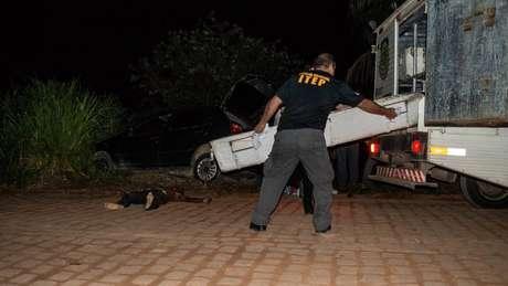 Vítima de homicídio na cidade São José de Mipibu, na região metropolitana de Natal
