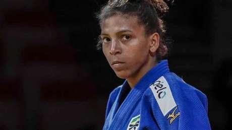 Rafaela Silva não consegue reduzir pena por doping e está fora de Tóquio
