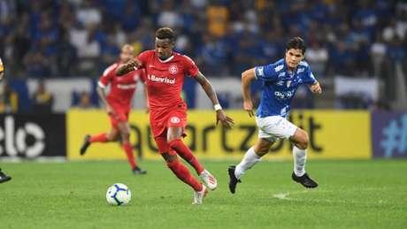 A Raposa tenta esquecer o fracasso do jogo contra o Internacional, no Mineirão, para iniciar uma reação na temporada- Ricardo Duarte/Internacional