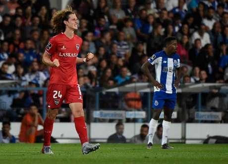 Gil Vicente surpreendeu o Porto na estreia do Campeonato (AFP)