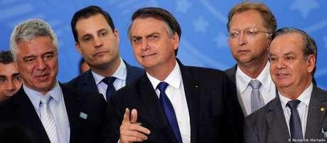 Bolsonaro vem antagonizando com a Alemanha e outros países europeus que demonstram preocupação com a política ambiental do governo brasileiro