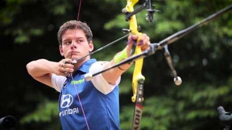 Marcus D´Almeida vai representar o Brasil nas Olimpíadas de Tóquio 2020. (Divulgação)