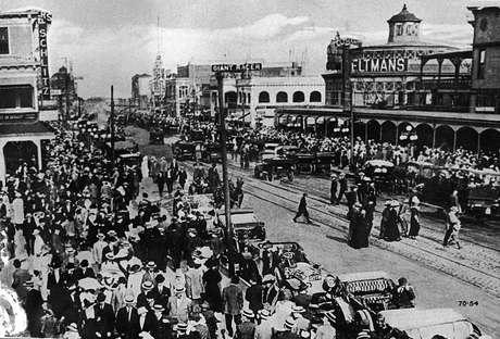 Coney Island no começo do século 20