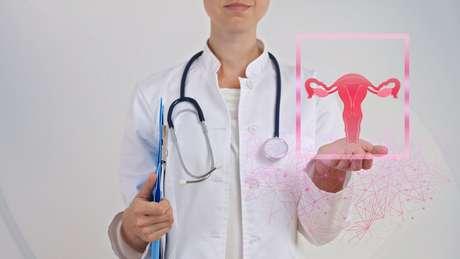 O exame de papanicolau é usado na prevenção do cânce de colo de útero