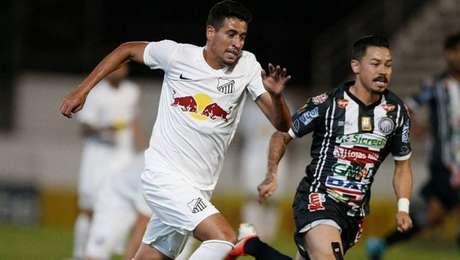 Bragantino goleou o Operário-PR pela Série B