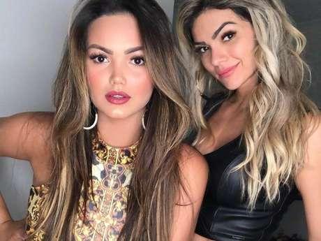 Suzanna Freitas é filha de Kelly Key com Latino. Enteada de Mico Freitas, a influencer o reconheceu como pai em certidão e pedido foi aceito pela Justiça