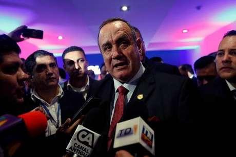 Conservador Giammattei é eleito presidente da Guatemala