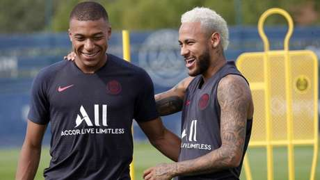 Mbappé quer que situação de Neymar seja resolvida (Foto: Divulgação)