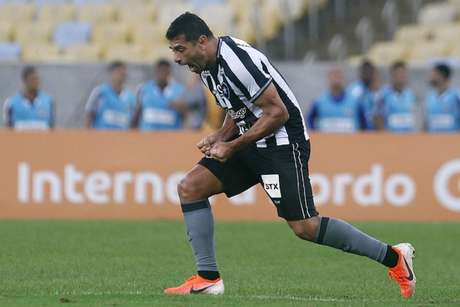 Diego tem 3 gols nesse Brasileiro (Foto: Vítor Silva/Botafogo)