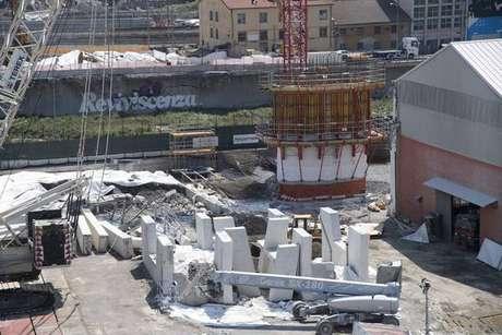 Um ano depois de tragédia, demolição da ponte de Gênova é finalizada