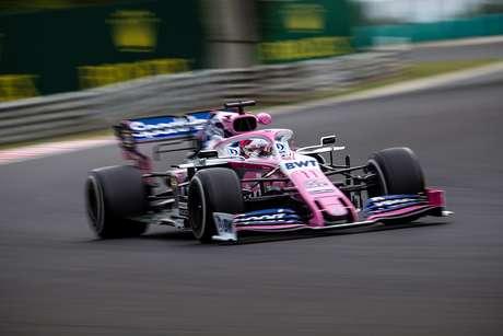 Perez espera renovar contrato com a Racing Point