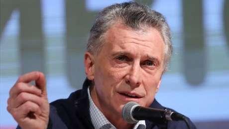 Presidente Macri admitiu que eleição foi 'ruim' para sua coalizão