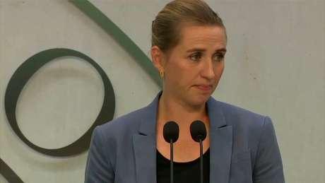 A primeira-ministra se encontrou com dezenas de vítimas de abuso e pediu desculpas