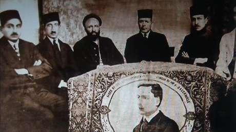 Americano Howard Barkersville foi um dos heróis da chamada Revolução Constitucional Persa