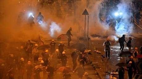 Onde de protestos entra em sua 11ª semana