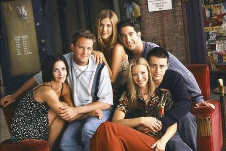 Elenco de 'Friends'.