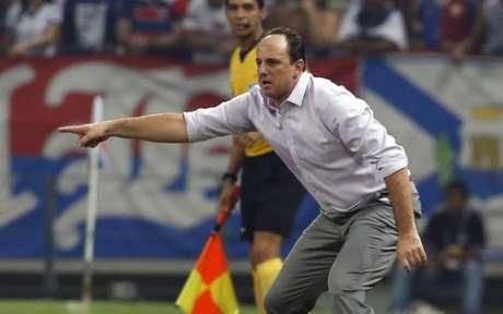 Rogério Ceni deixou o Fortaleza e acertou com o Cruzeiro (Foto:  LC Moreira/ Lancepress!)