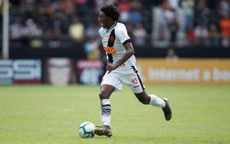 Vasco quer contar com Talles Magno para o clássico contra o Flamengo, no sábado (Foto: Rafael Ribeiro/Vasco)