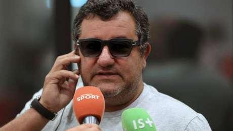 Mino Raiola é um dos empresários mais populares do mundo (Foto: AFP)