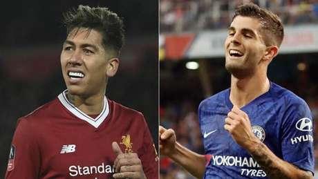 Liverpool e Chelsea vão duelar pela taça da Supercopa da Uefa nesta quarta-feira (AFP)