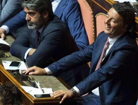 Matteo Renzi faz apelo por governo sem Salvini na Itália