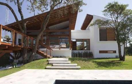 8. A telha colonial é uma das mais usadas para o telhado de casa – Por: Revista VD