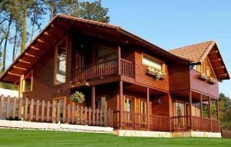 23. Aposte na telha colonial para sua casa ser ainda mais bonita no campo – Por: Revista VD