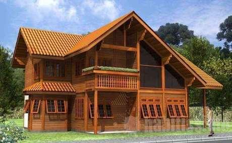 30. Capriche na decoração da casa com telha colonial – Por: Revista VD