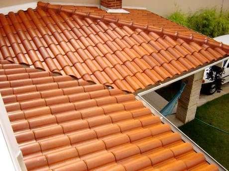 43. Exemplo de telha colonial para usar na sua casa – Por: Pinterest