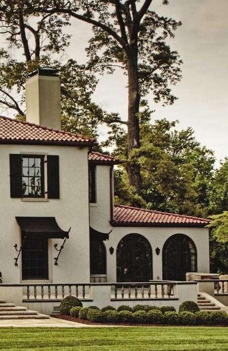 45. Escolha o melhor tamanho de telha colonial para sua casa – Por: Ideias Decor