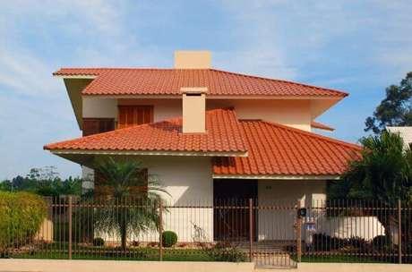 50. O preço da telha colonial pode variar de acordo com o fabricante – Por: Cics Engenharia