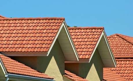 54. Decore sua casa com a telha colonial – Por: Tua Casa
