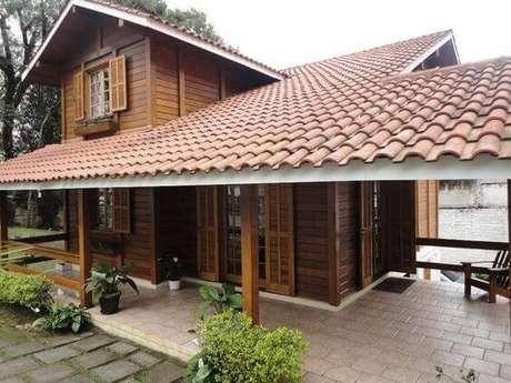 62. Use a telha colonial para sua casa ser ainda mais bonita e personalizada – Por: Revista VD