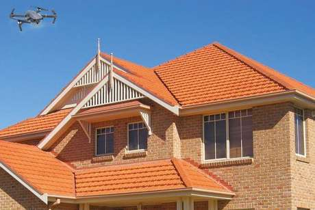 66. A telha colonial pode ser a forma mais econômica para sua casa – Por: Dronesdly