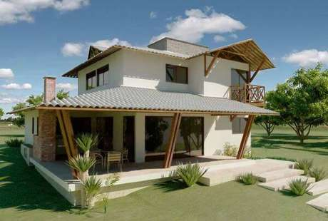 68. A telha colonial precisa de uma estrutura forte e resistente – Por: Decorfacil