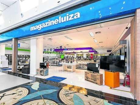 Mais de 40% das vendas totais do Magazine Luiza já vêm do comércio eletrônico