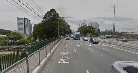 Acidente aconteceu na Ponte do Socorro, na zona sul da São Paulo