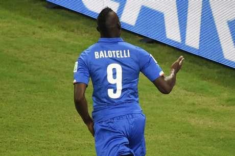 Balotelli quer voltar para a Itália (Foto: Reprodução)